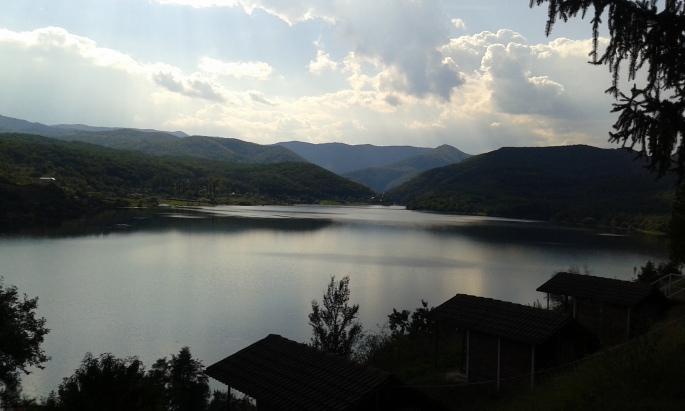 romania nefiltrata - Lacul Cincis