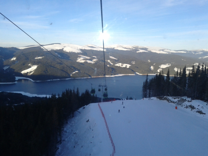 Transalpina Ski Resort - românia nefiltrată