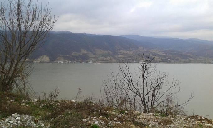 În zare, Orşova