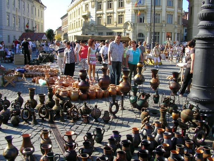 Sibiul în 2011