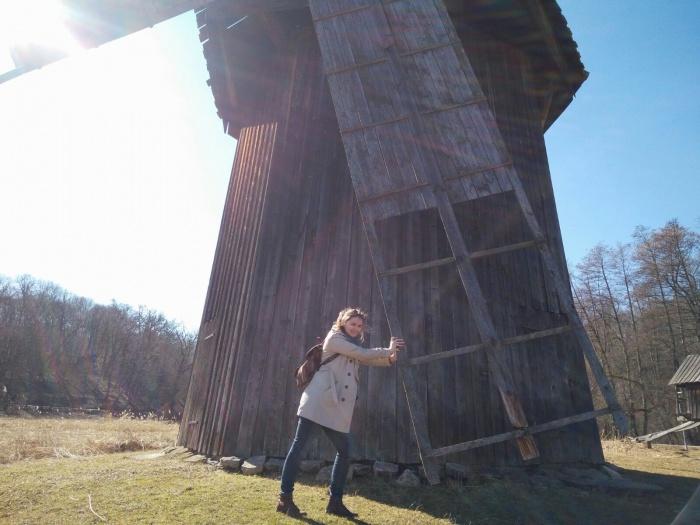 Parcul ASTRA Sibiu - romania nefiltrata