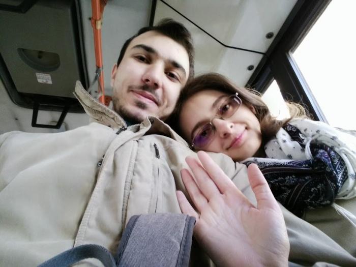 În autobuzul 13 (a fost cu noroc)