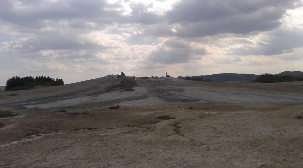 românia nefiltrată - vulcanii noroioşi